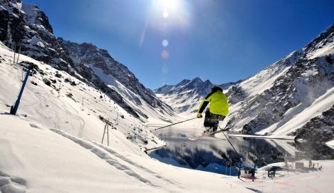 Ricardo Saldivar Ski