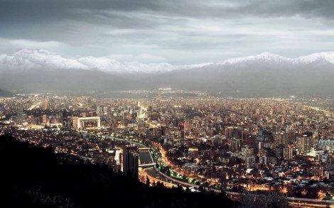 Santiago de Chile, Ricardo Saldivar Blog